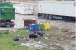 """Milazzo, il centro di raccolta rifiuti come la """"terra dei fuochi"""": scatta il sequestro"""