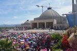 Causa di beatificazione di Natuzza Evolo, messa all'aperto per ospitare tutti i fedeli