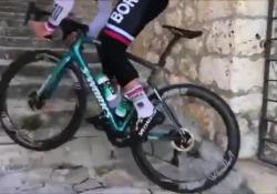 L'allenamento di un ciclista non è solo chilometri in velocità