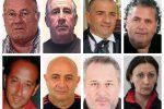 Processo alla cosca Trapasso a Catanzaro, 41 condanne e un'assoluzione: nomi e foto