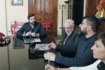 La riunione a Palazzo San Nicola