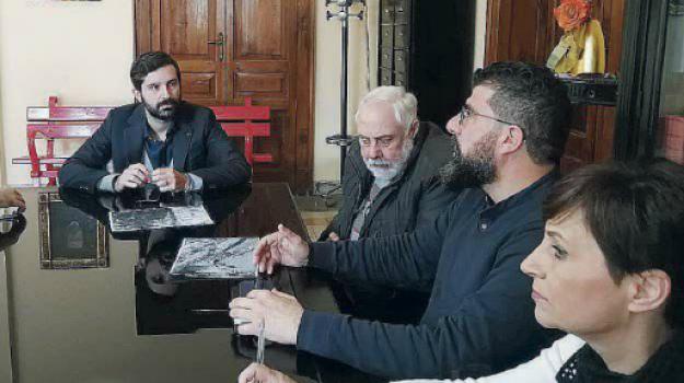 costone sant'elia, messa in sicurezza, palmi, Rocco Dominici, Reggio, Calabria, Politica