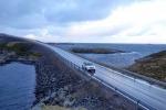 Citroen, C5 Aircross 71° N in viaggio verso capo Nord