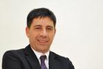 Il dirigente Domenico Pallaria