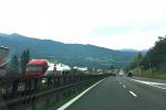 Tirolo estende divieto circolazione dei tir al sabato