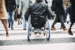 Corigliano Rossano, strada dissestata nel quartiere San Domenico: disabile recluso in casa