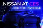 Nissan ritorna al CES di Las Vegas con 'See the invisible'