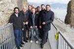 Mareggiata: Toti, entro il 25 aprile auto a Portofino