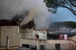 Sabotage not ruled out over Rome trash-plant blaze