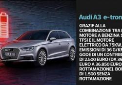 Fino a 6.000 euro di bonus per le macchine a bassa emissione (ma solo per quelle che non superano i 45mila euro)