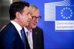 Govt upbeat about budget talks, Mattarella calls for deal
