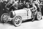 Bugatti, 90 anni fa prima stagione grandi successi sportivi