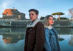 La canzone si intitola «L'impresa»: una sceneggiatura scritta ad hoc per il duo romano che non appena ha messo piede a Sanremo per le prove
