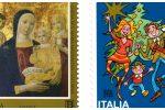 Poste emette due francobolli per il Natale: uno a tema religioso e uno laico