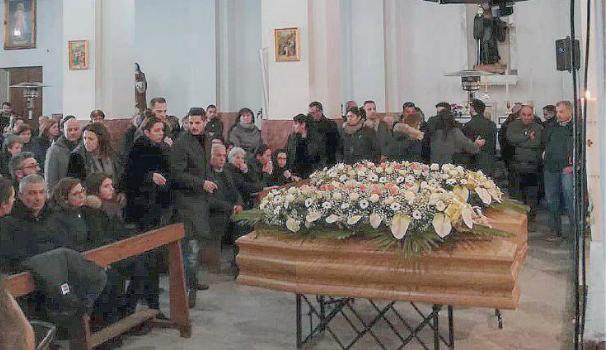 funerali, omicidio padre e figlio, pallagorio, Francesco Raffa, Saverio Raffa, Catanzaro, Calabria, Cronaca