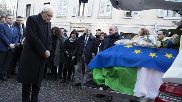 Attentato strasburgo, funerali megalizzi, morto megalizzi, Antonio Megalizzi, Sicilia, Cronaca