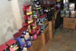 Soriano Calabro, scoperti e sequestrati 70 chili di fuochi pirotecnici vietati