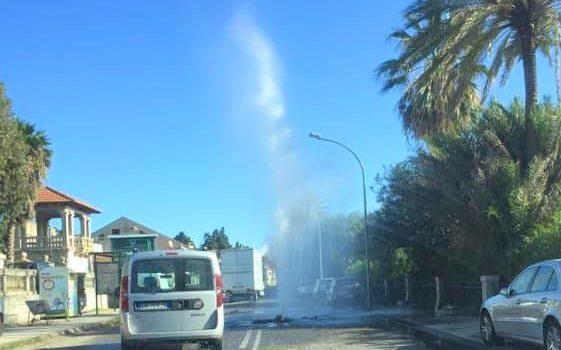 fogna, geyser, geyser ganzirri, riserva naturale orientata di capo peloro, Messina, Sicilia, Cronaca