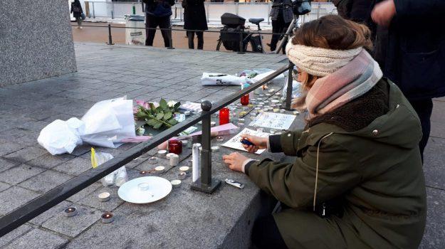Attentato strasburgo, giornalista ferito strasburgo reggio calabria, terrorismo strasburgo, Antonio Megalizzi, Sicilia, Mondo