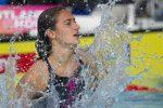 Simona Quadarella è argento negli 800 stile ai mondiali in vasca corta