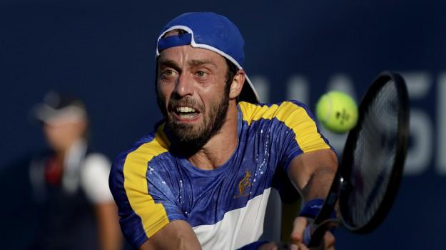 Qatar ExxonMobil Open, tennis, torneo Atp, Marco Cecchinato, Matteo Berrettini, Paolo Lorenzi, Sicilia, Sport