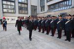 Catanzaro, giuramento di fedeltà per i neo marescialli e vice brigadieri dei carabinieri