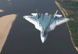 I media russi hanno diffuso il video delle manovre del nuovo caccia Sukhoi Su-5