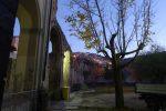 Il paese presepe: Sorianello visto dalle rovine di Soriano
