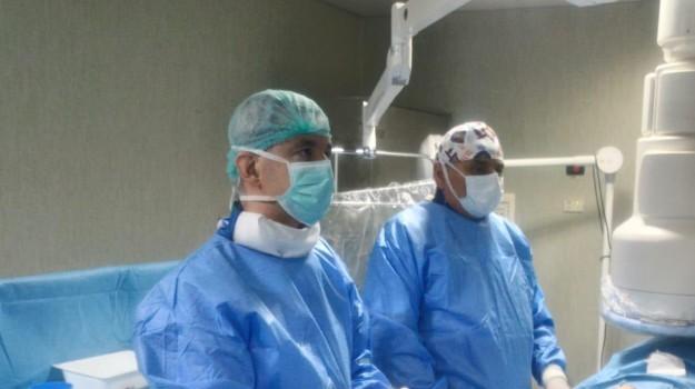 intervento chirurgico, ospedale di taormina, pacemaker defibrillatore, Messina, Sicilia, Società