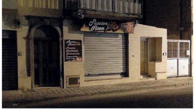 'ndrangheta Reggio, intimidazione reggio calabria, Passion Pizza, Reggio, Calabria, Cronaca