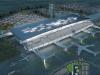Aeroporto di Lamezia, rendering di progetto