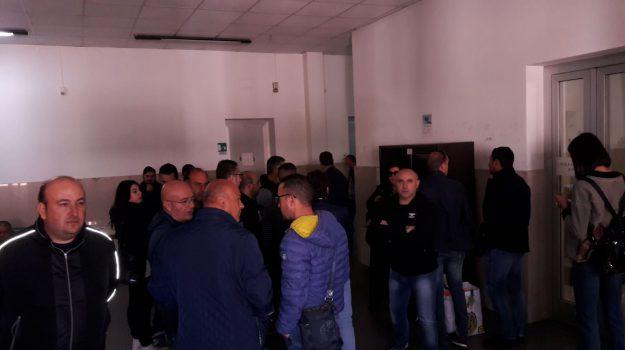 lavoratori licenziati, porto gioia tauro, sit-in, Reggio, Calabria, Economia