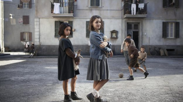 fiction, l'amica geniale, serie tv rai, Saverio Costanzo, Sicilia, Cultura