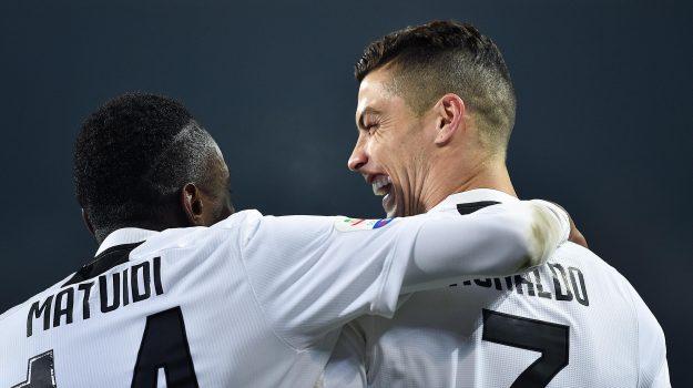 calcio, juventus, serie a, Cristiano Ronaldo, Sicilia, Sport