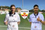 Il Messina ufficializza Jens Janse e Giuseppe Tedesco