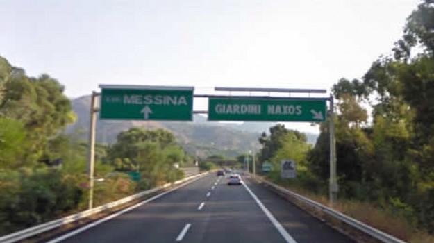 autostrada, giardini naxos, Messina, Sicilia, Cronaca