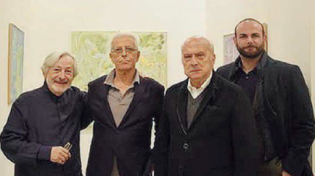 leo gullotta mostra messina, mostra cannistraci, mostra vittorio emanuele, Leo Gullotta, Messina, Sicilia, Cultura