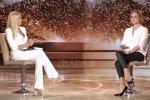 Paola Perego alla tv albanese: «Michelle Hunziker? fredda come un gelato»