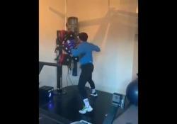 Conor McGregor ha mostrato com'è la sua routine di allenamento