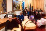 Lsu-Lpu, letti in Comune a Sant'Agata di Esaro: la protesta di sindaco e operai