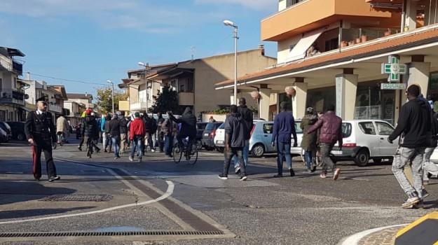 cgil calabria, incendio baraccopoli san ferdinando, migranti, AngeloSposato, Reggio, Calabria, Cronaca