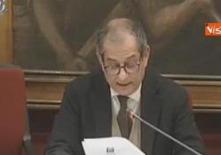 Quota 100, Tria: «Non cambia impianto e impatto della riforma» Le parole del Ministro dell'Economia - Agenzia Vista/Alexander Jakhnagiev
