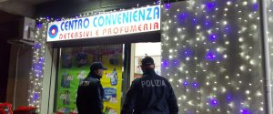 Ancora una rapina in centro a Messina, colpo in un negozio di detersivi