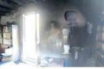 Incendio devasta il municipio di Santa Marina di Salina: ente in paralisi
