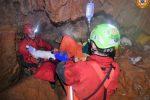 Salvata la speleologa di Brolo intrappolata in una grotta a Isnello a 100 metri di profondità