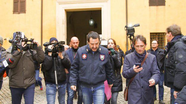 fratello pentito ndrangheta pesaro, Matteo Salvini, Calabria, Cronaca