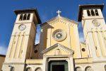 L'omicidio è avvenuto nella piazza della chiesa di San Matteo, a Giostra