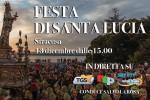 Festa di Santa Lucia a Siracusa, la processione in diretta su Rtp e Gazzettadelsud.it