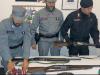 A caccia sul Pollino, denunciati tre uomini a Longobucco