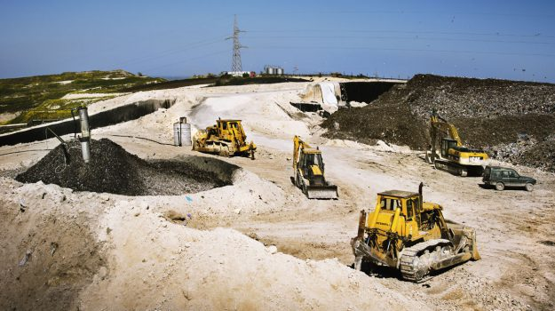debiti, discarica, messina, rifiuti, sicula trasporti, Messina, Sicilia, Cronaca